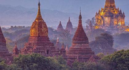 Destination Mandalay / Ayeyarwady in Myanmar