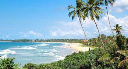 Bentota in Sri Lanka