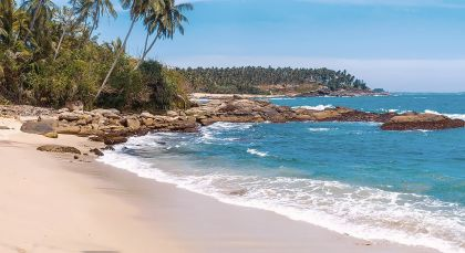 Tangalle in Sri Lanka