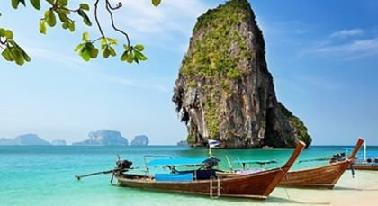 Thailand Tours in Asia