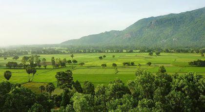 Destination Chau Doc in Vietnam