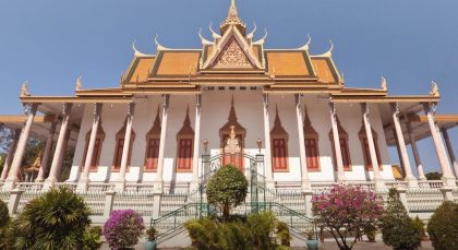 Destination Phnom Penh in Cambodia