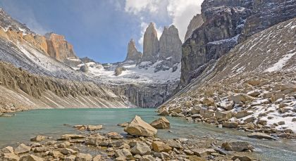 Destination Torres del Paine in Chile