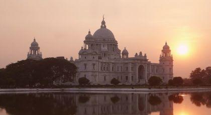 Reiseziel Kolkata in Ostindien