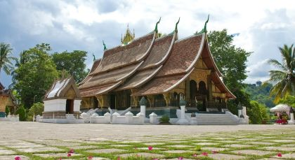 Destination Luang Prabang in Laos