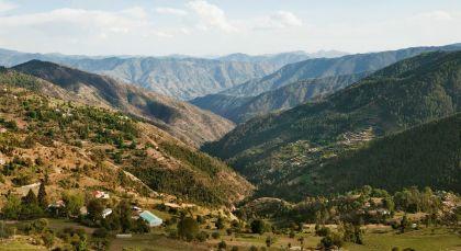Shimla in Himalaja