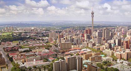Johannesburg in Südafrika