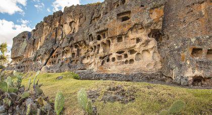 Destination Cajamarca in Peru