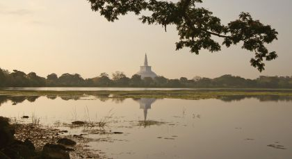 Destination Anuradhapura in Sri Lanka