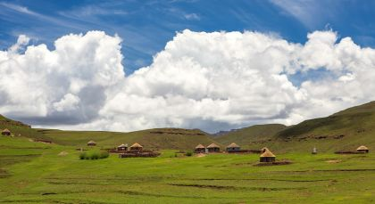 Swaziland in Africa