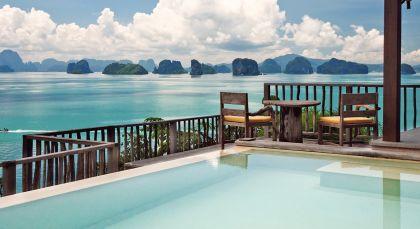 Destination Koh Yao Noi in Thailand
