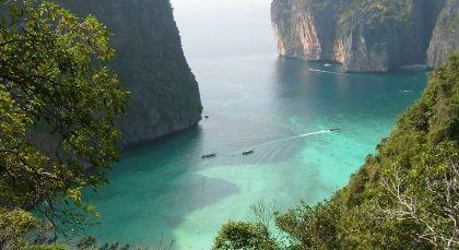 Reiseziel Krabi in Thailand