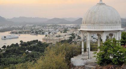 Udaipur Nord de l'Inde