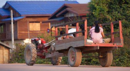 Reiseziel Thakek in Laos