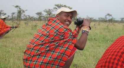 Destination Masai Mara Walking Safari in Kenya