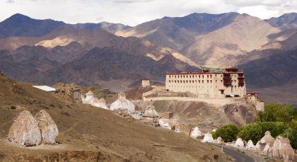 Destination Alchi in Himalayas