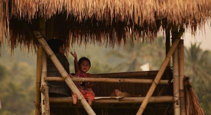 Munduk in Indonesien