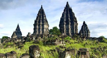 Destination Yogyakarta in Indonesia