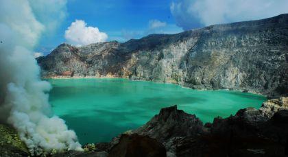 Reiseziel Ijen in Indonesien