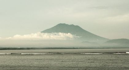 Denpasar in Indonesia