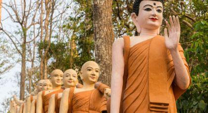 Destination Kratie in Cambodia