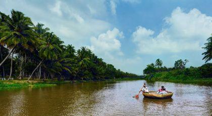 Destination Pollachi in South India