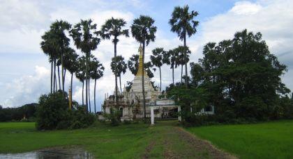 Mawlamyine in Myanmar