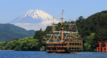 Destination Hakone in Japan