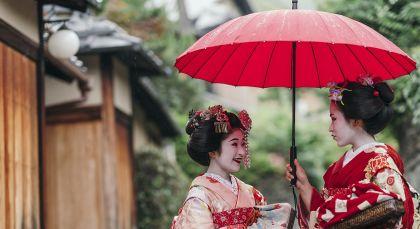 Japan in Asien