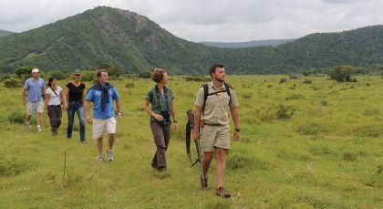 Östliche Wild Coast – Wanderrouten in Südafrika