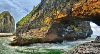 Östliche Wild Coast – Strände in Südafrika