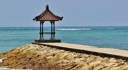 Destination Nusa Dua, Bali in Indonesia