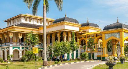 Destination Medan in Indonesia