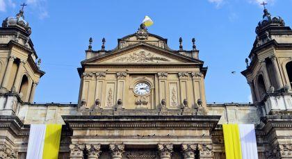 Guatemala Stadt in Guatemala