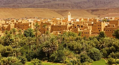Destination Skoura in Morocco