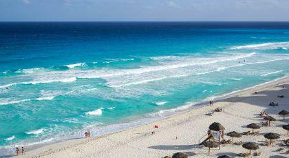 Destination Cancun in Mexico
