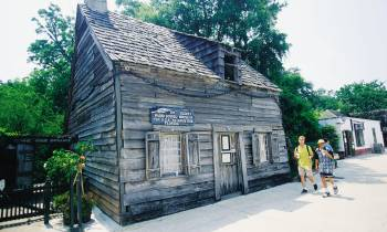 Oldest Schoolhouse in the USA