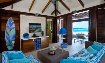 Cabana at The Cove Pool