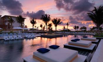 Pool at UNICO 20°87° Riviera Maya
