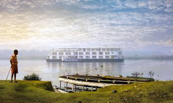 this is a picture of the ganges voyager