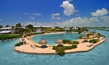 Hawks Cay Resort Lagoon