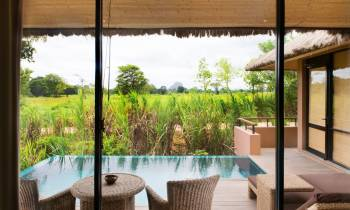 Superior deluxe villa with plunge pool, Water Garden, Sigiriya