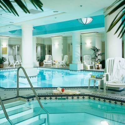 The Boulevard Club indoor pool
