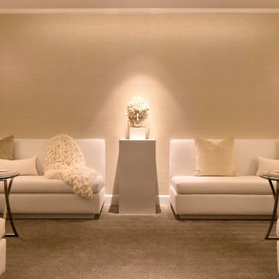 Ladies Lounge at The Spa