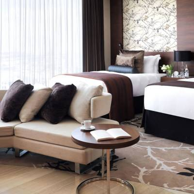 Fairmont Gold Room Twin Bed