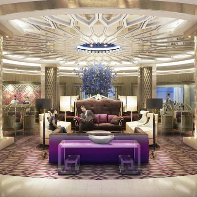 Guest House Lobby