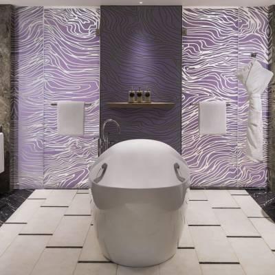 Bathroom Frangipani Junior Suite Ocean View