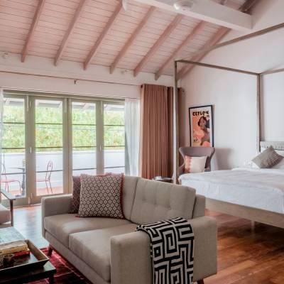 Upper Suite, Fort Bazaar