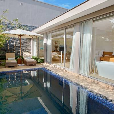 One Bed Pool Villa