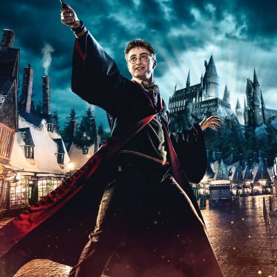 The Wizarding World of Harry Potter™ - Hogsmead